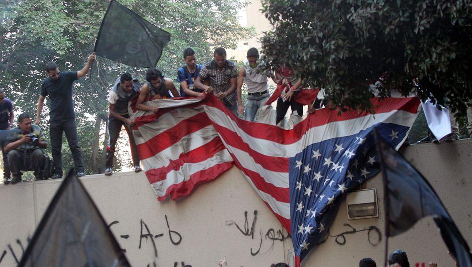 Angriff auf US-Botschaft in Kairo: YouTube sperrt umstrittenes Video in Ägypten und Libyen