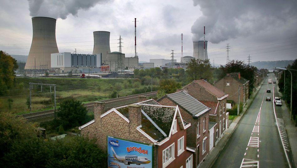 Atomkraftwerk Tihange (Archiv)