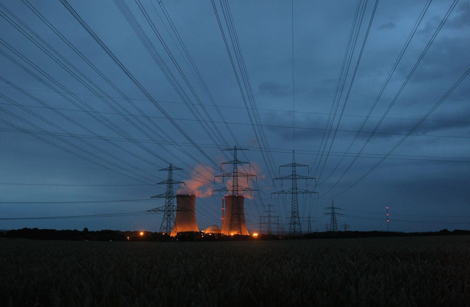 Atomkraftwerk Grafenrheinfeld E.on