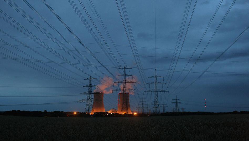 E.on-Reaktor Grafenrheinfeld: Das Ziel sind längere Laufzeiten für die Kernkraftwerke