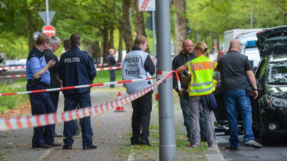 Attacke auf Polizistin: Erschossener Angreifer in Berlinwar verurteilter Islamist