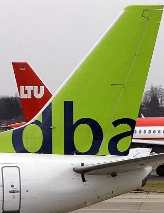 """Flugzeuge von dba und LTU: """"Die Lufthansa hat abgezockt"""""""