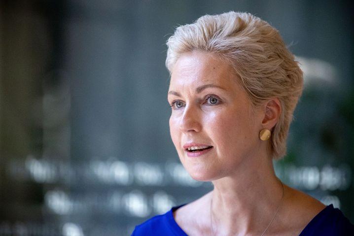Wahlsiegerin im eigenen Bundesland: Manuela Schwesig