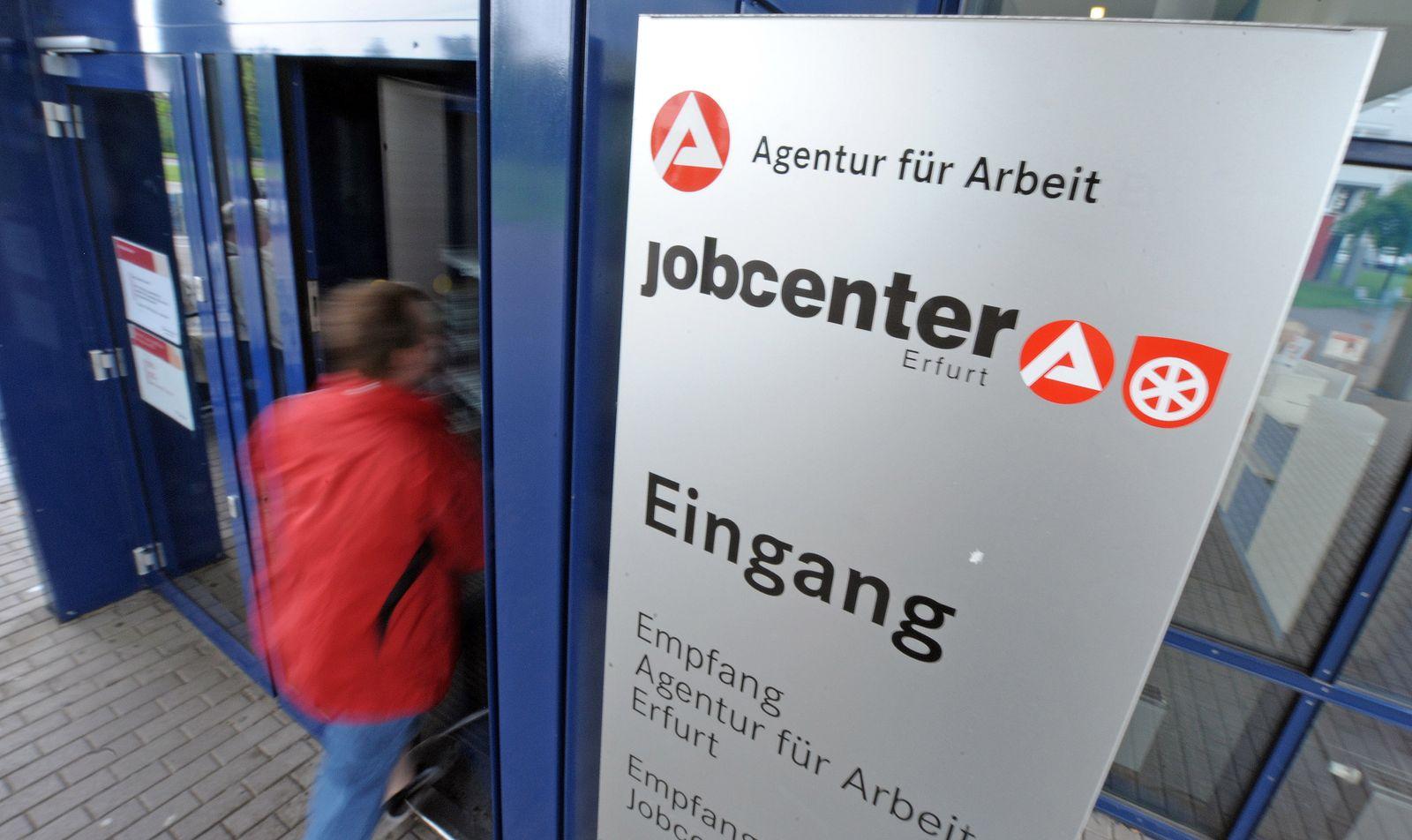 Jobcenter/ Erfurt