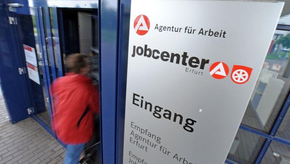 Jobcenter Erfurt: Bundesarbeitsministerium erhebt erstmals Daten über Klagen