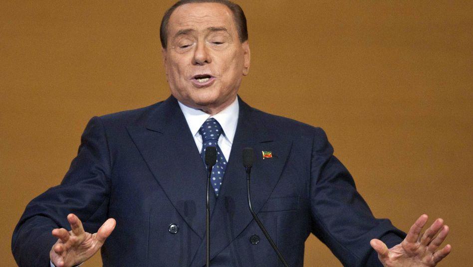 Italiens Ex-Ministerpräsident Berlusconi: Sex im Austausch für Schmuck