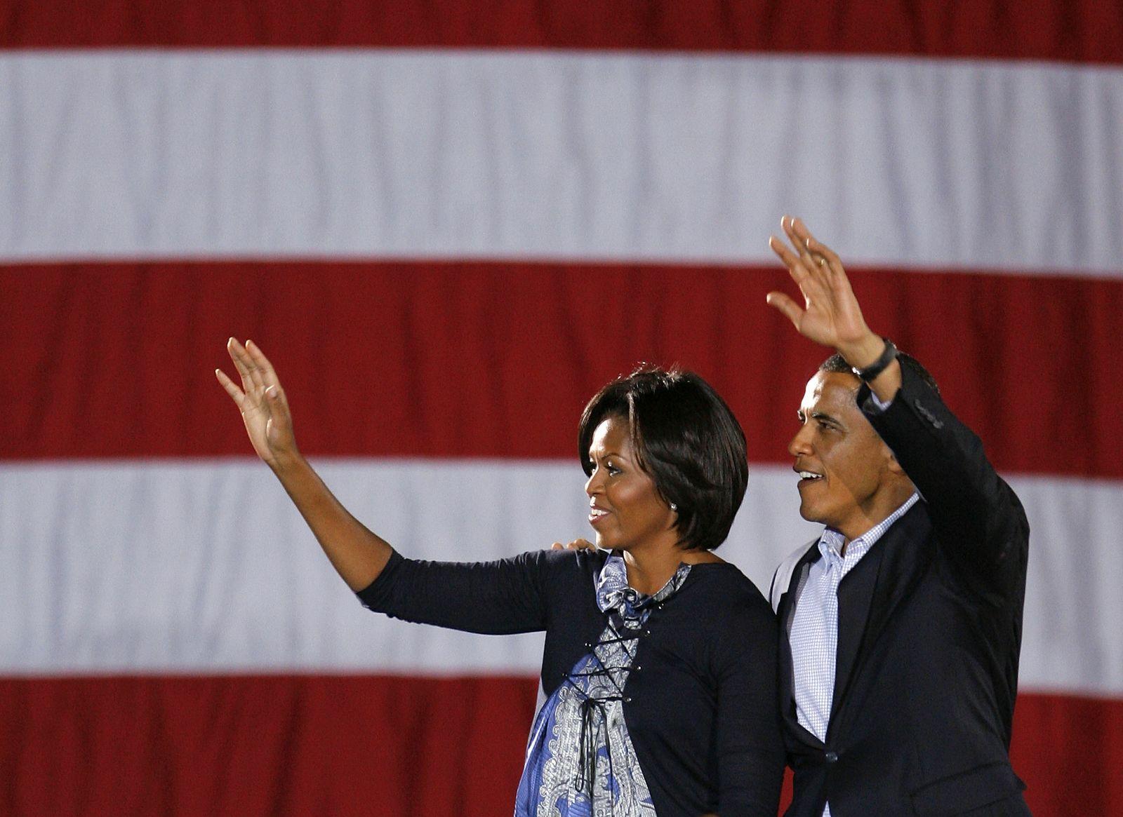 Obama Michelle Barack