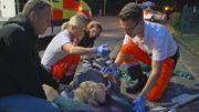 Unterwegs mit Rettungssanitätern