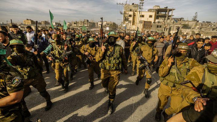 Gazakonflikt: Die Nervosität steigt