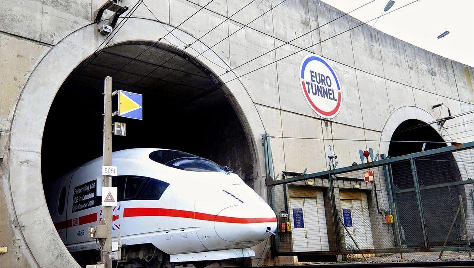 ICE der Deutschen Bahn: Geheimabsprachen mit Abellio