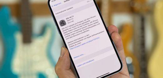Apple: iOS 14.7. - Jetzt sollten Sie aber wirklich updaten