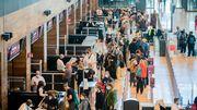 Flughäfen verzeichnen zu Ferienbeginn großen Andrang