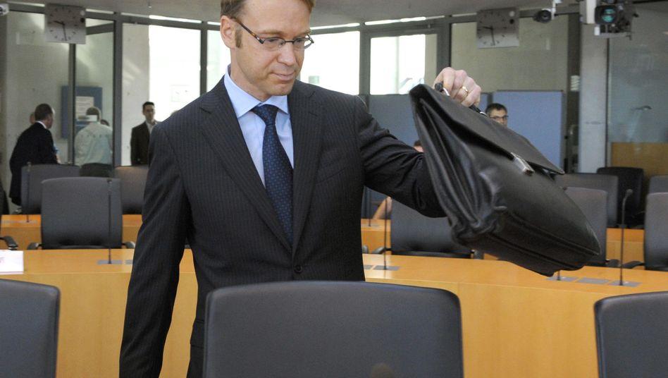 Kanzlerberater Weidmann: Erweiterung der Kompetenzen