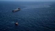 Feuer auf Öltanker unter Kontrolle
