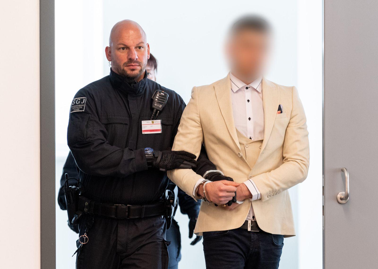 Prozess um tödliche Messerattacke von Chemnitz