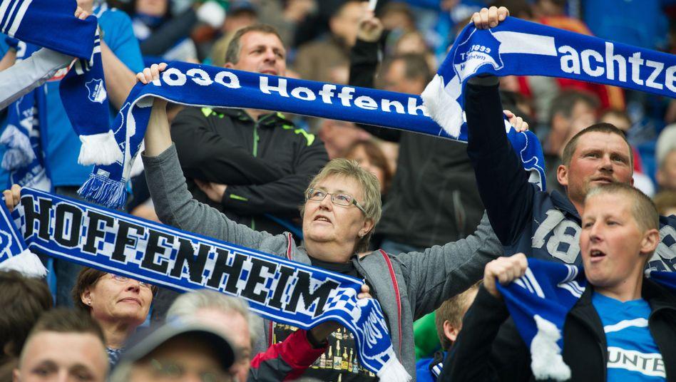 Bei Gastspielen des BVB haben die Hoffenheimer Fans künftig ihr Stadion für sich