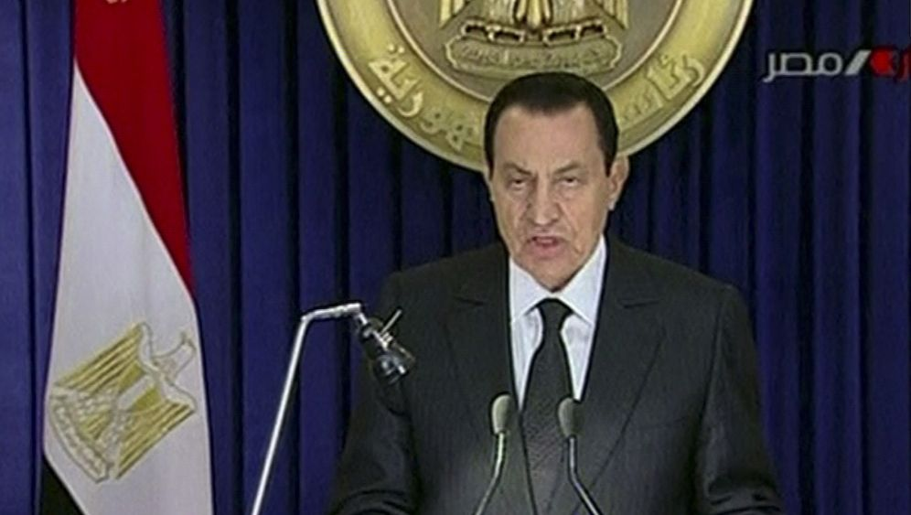 Ägypten: Aufstand gegen Mubarak