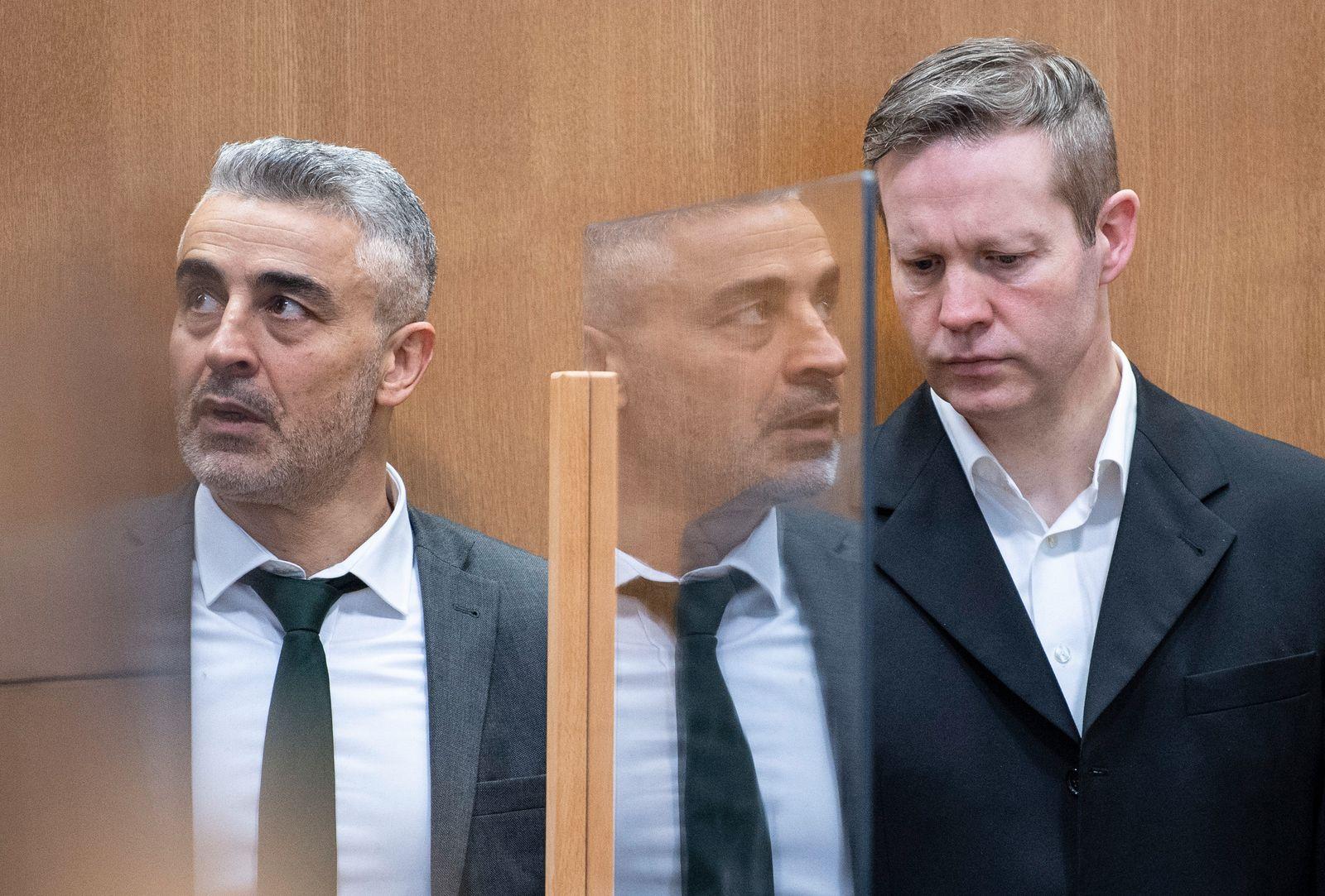 Prozess im Mordfall Lübcke