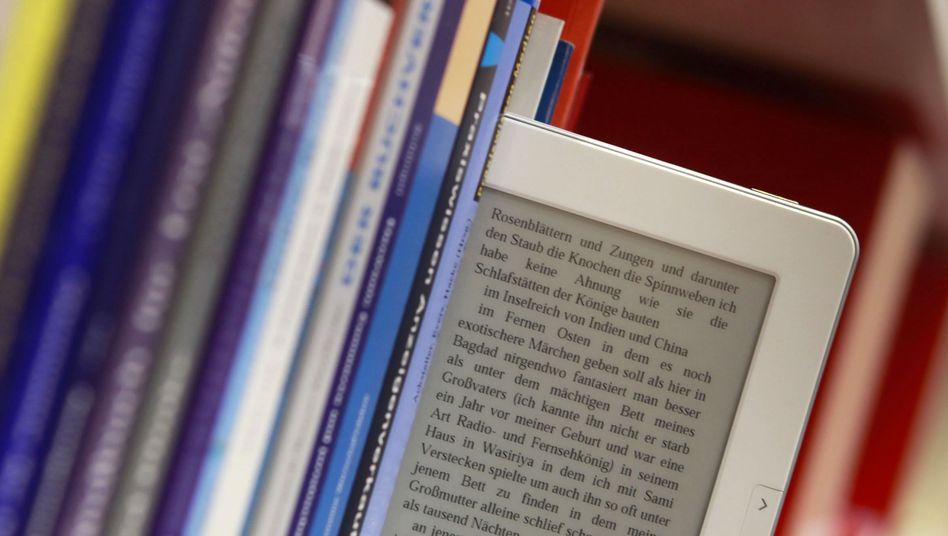Bücher, E-Reader: Wie viele illegale Digitalkopien konsumieren die Deutschen?