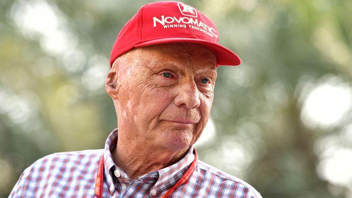Niki Lauda: Abschied von einem Großen
