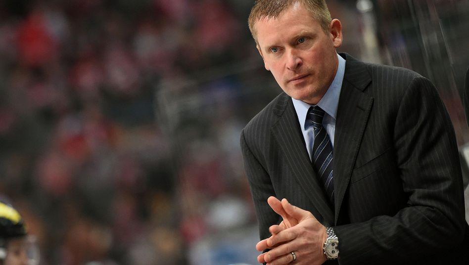 Eishockey-Coach Sundblad: Nur eine Saison in Ingolstadt