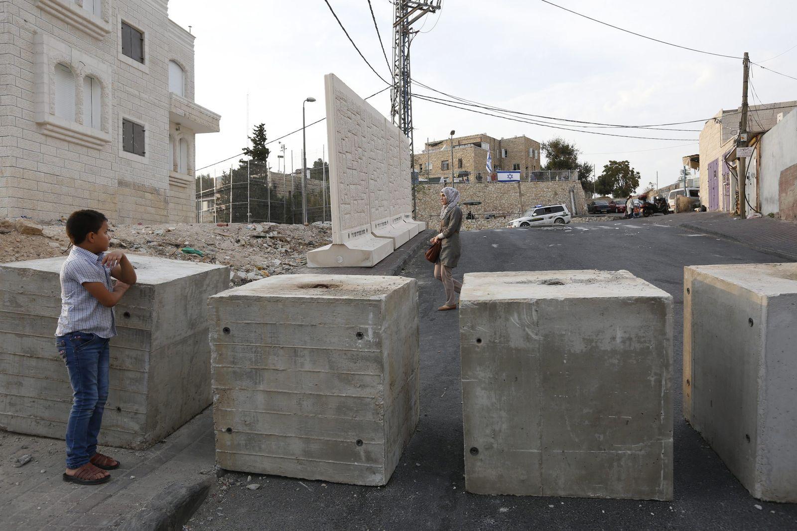 Major Israeli security operation in Jerusalem