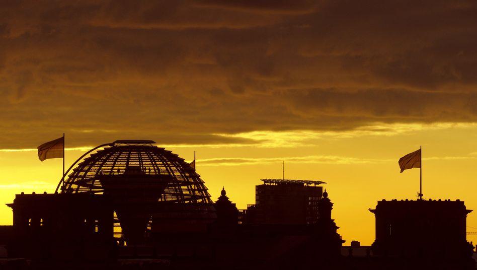 Reichstagsgebäude in Berlin: Das billigste Angebot nehmen die Beamten gerne