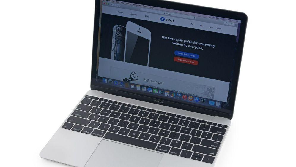Bitte nicht öffnen: So sieht das neue Macbook innen aus