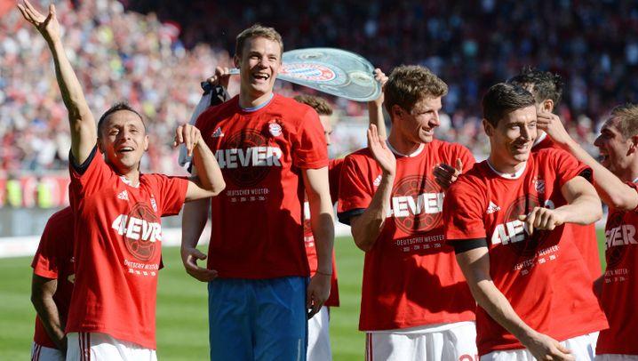 """Vierter Titel in Serie: Von """"Dusel-Bayern"""" kaum eine Spur"""