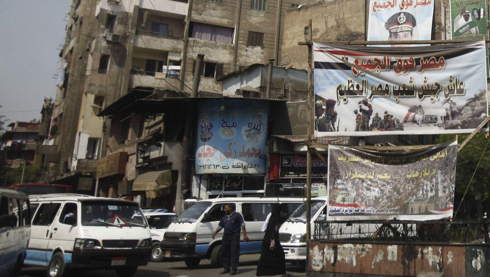 Fotostrecke: Ägyptens neuer starker Mann