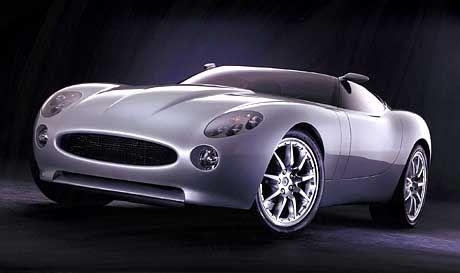 Jaguar F-Type: Ein Allradantrieb soll angedacht sein