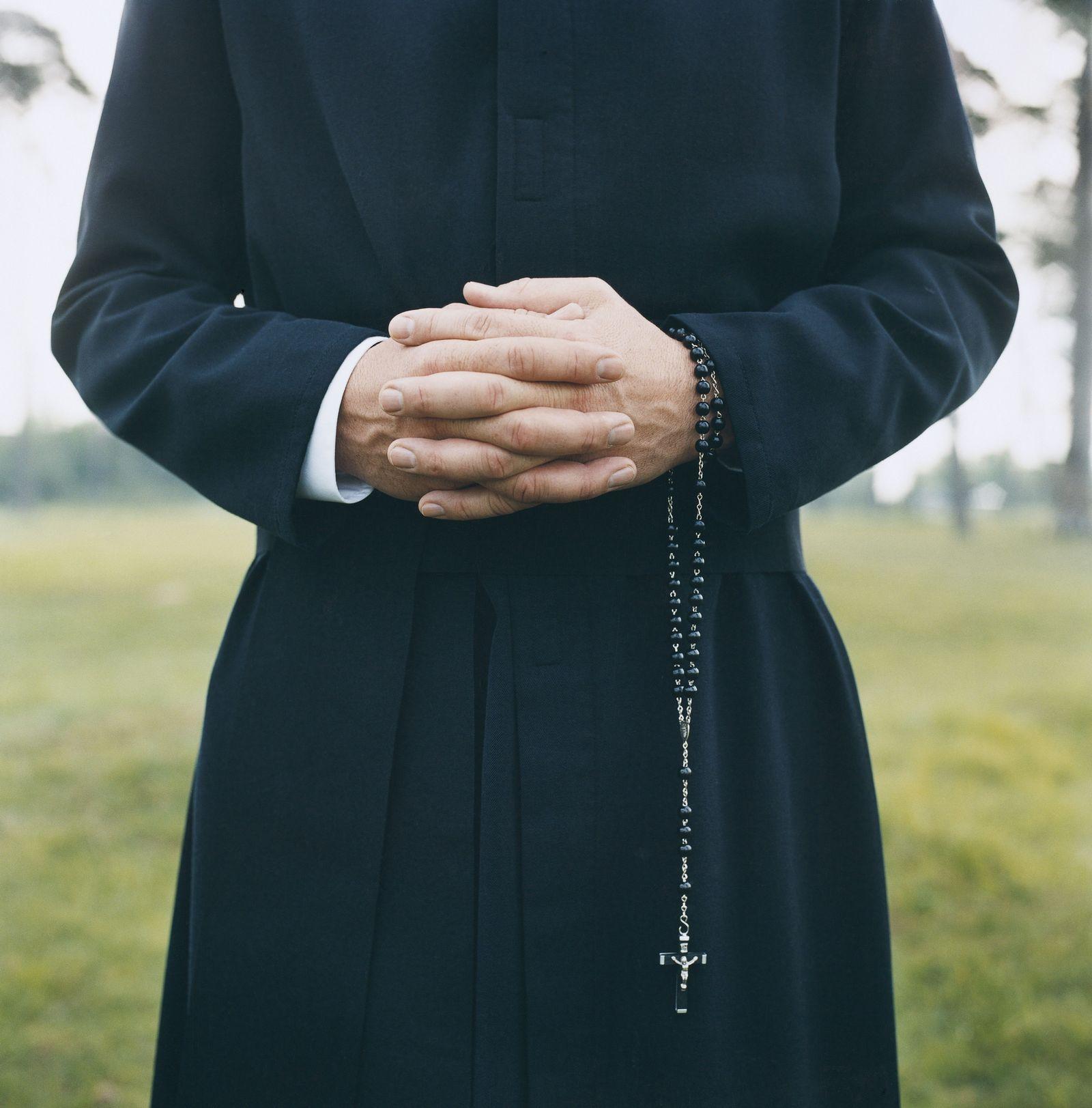 NICHT MEHR VERWENDEN! - Rosenkranz / Katholizismus / Kirche