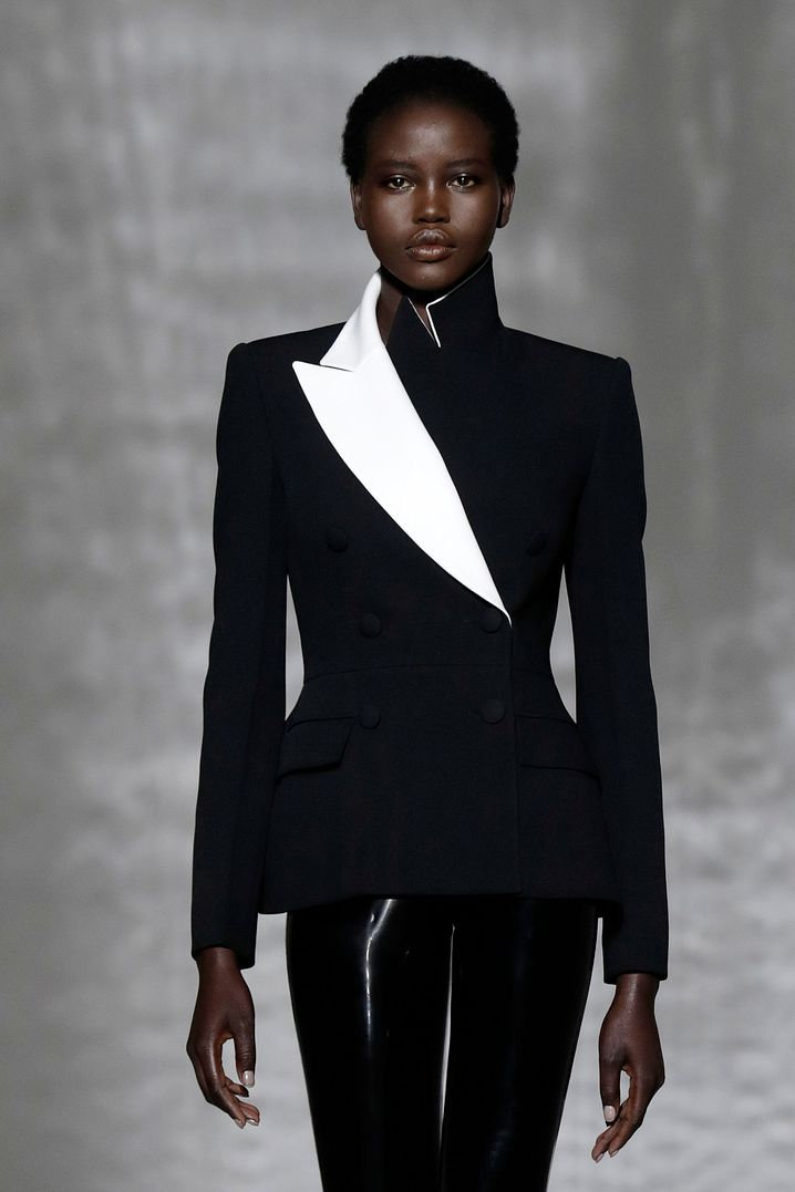 Adut Akech in Givenchy