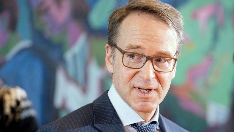 """Jens Weidmann: """"Gesunde Unternehmen sollten nicht kaputtgehen"""""""