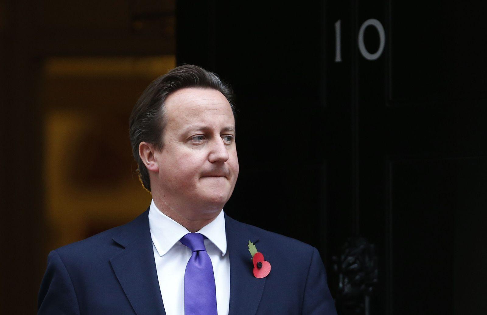 Britain Cameron