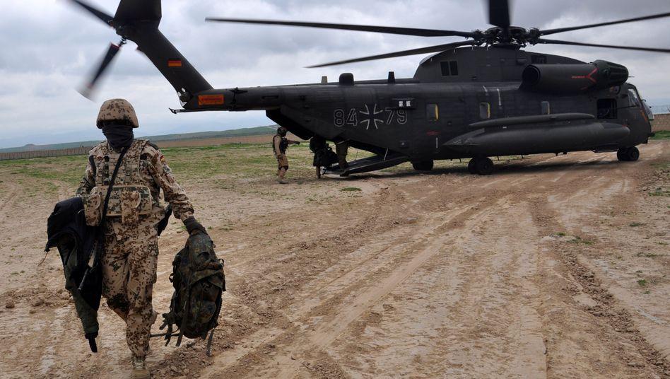 Bundeswehr in Afghanistan (Archivbild)