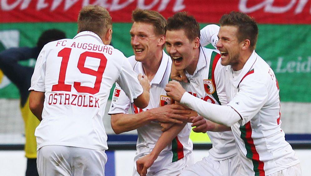 FC Augsburg: Hoffen auf den Klassenerhalt