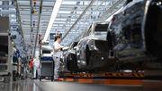 Audi schickt fast 10.000 Mitarbeiter in Kurzarbeit