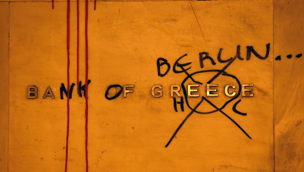 Photo Gallery: The Greek Austerity Tragedy