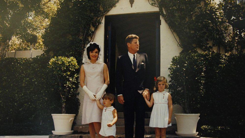"""Hinter der Fassade der Kennedys: """"Ist nicht meine Größe"""""""