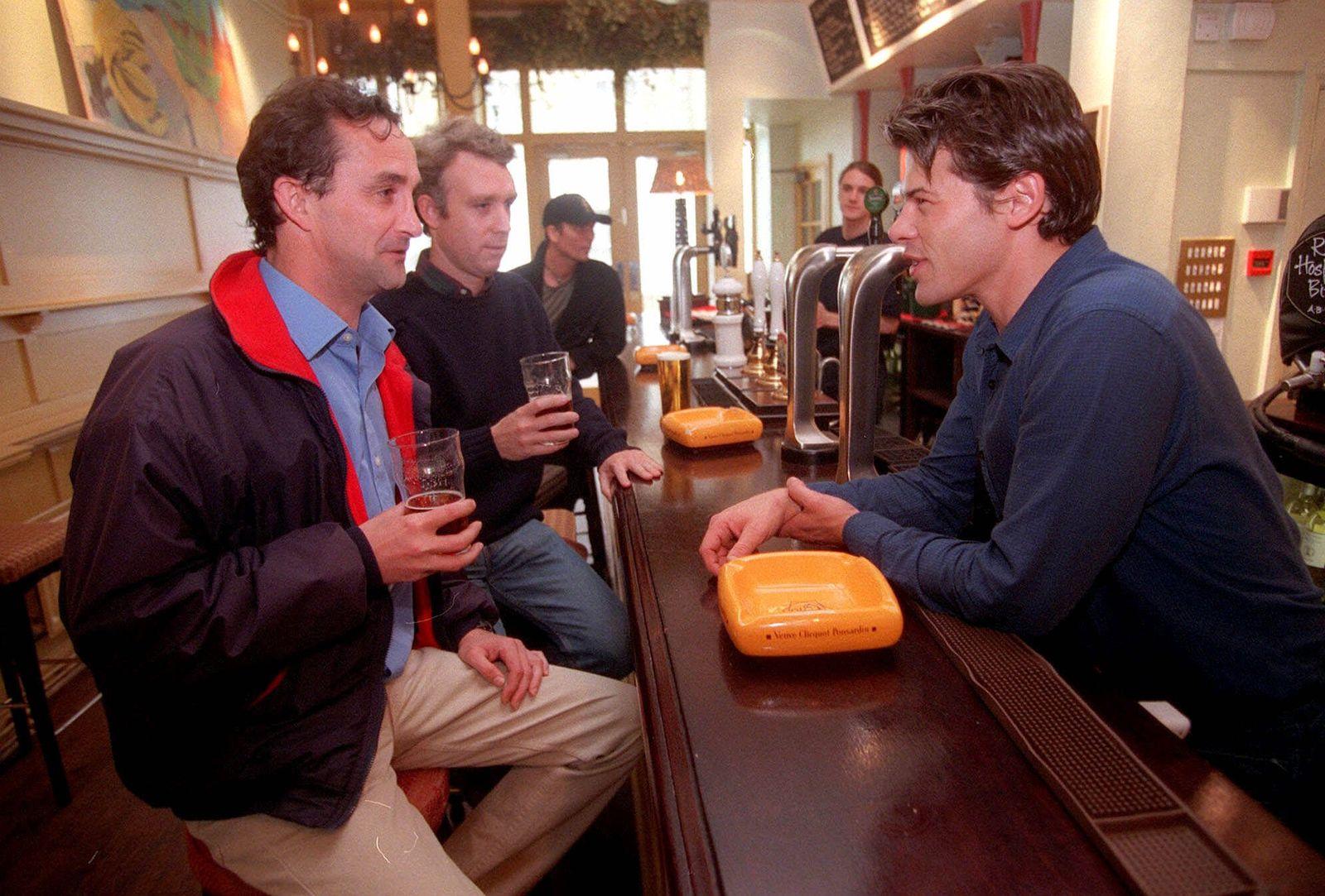 Bar/ London/ Bier