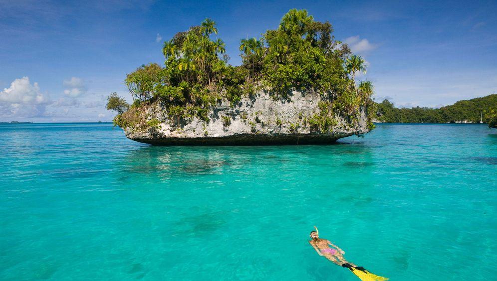 Tourismusentwicklung: Palau und seine 356 Inseln