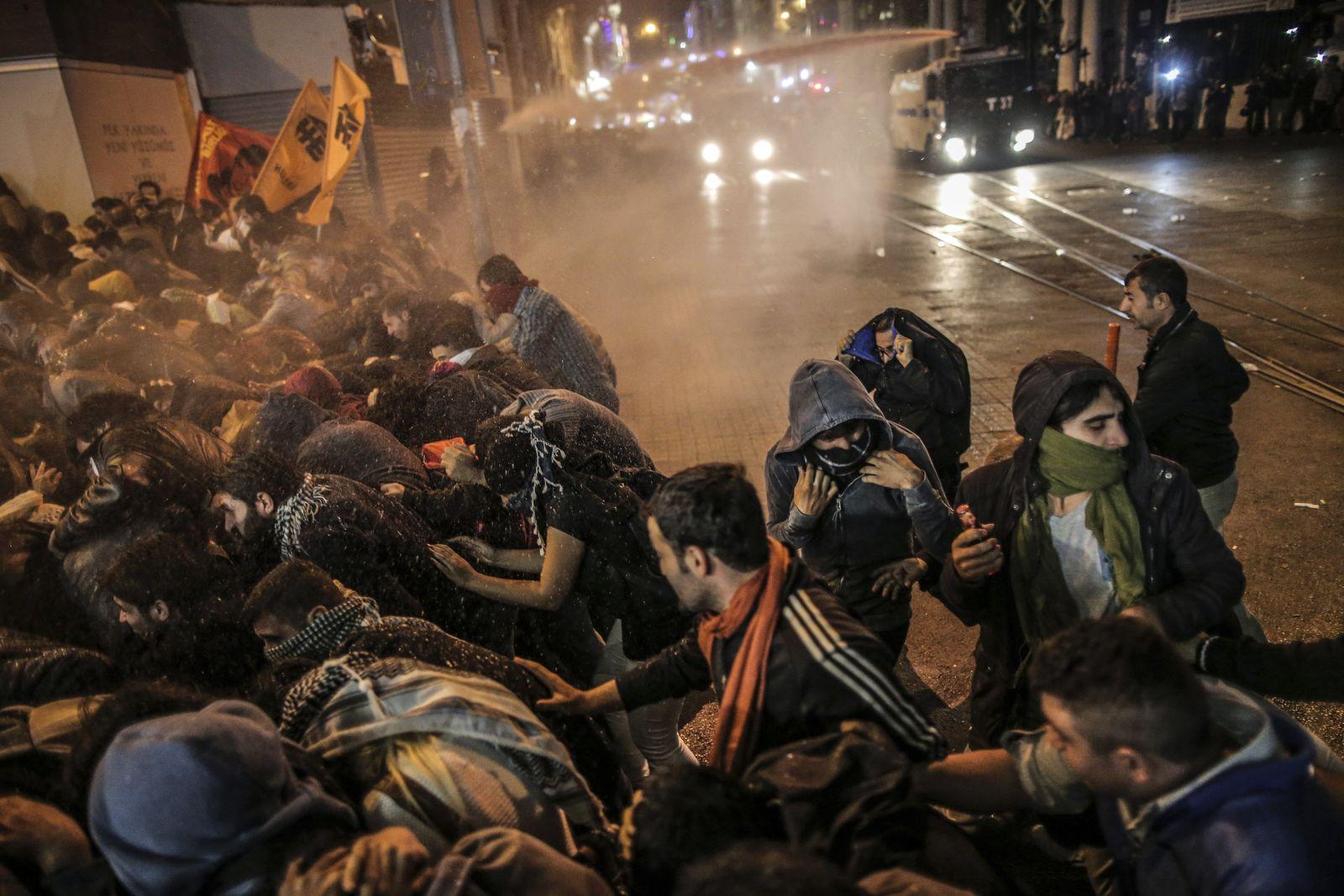 Kobane/ Protest