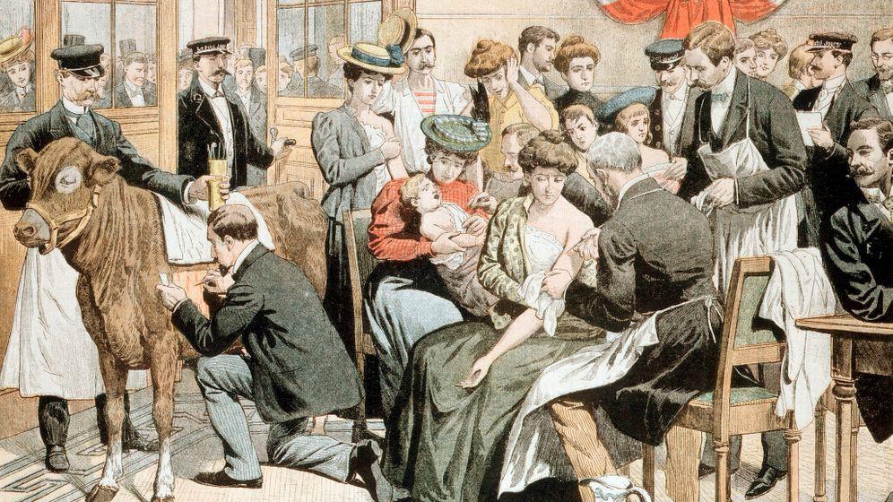 Viren, Seuchen, Impfungen - Meilensteine der Medizin