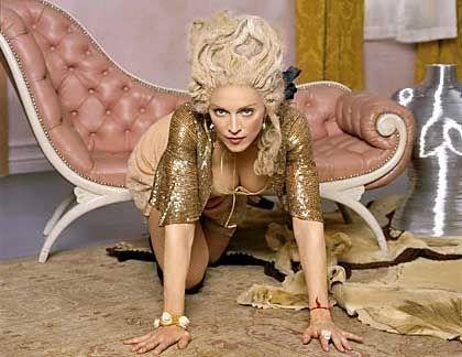 """Internationaler Popstar Madonna: """"Es regiert ein globaler Popsound"""""""