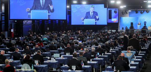 AfD will im April Bundesparteitag in Dresden abhalten - mit 600 Delegierten