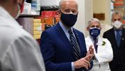 Biden kritisiert Trump wegen Corona-Impfprogramm