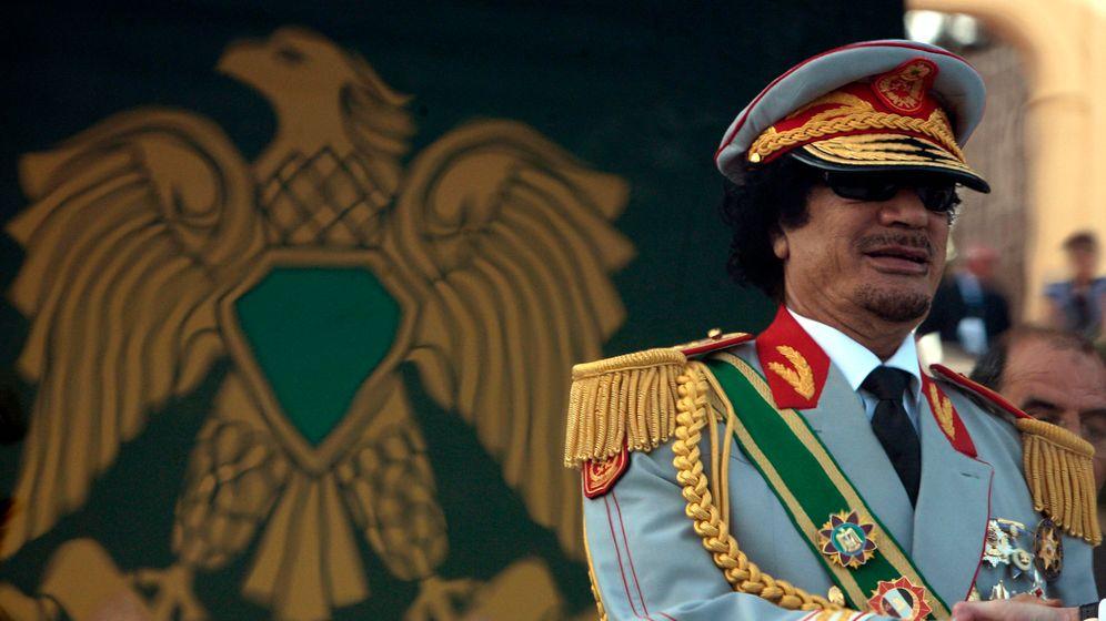 Gaddafis Machtjubiläum: Millionenteures Spektakel