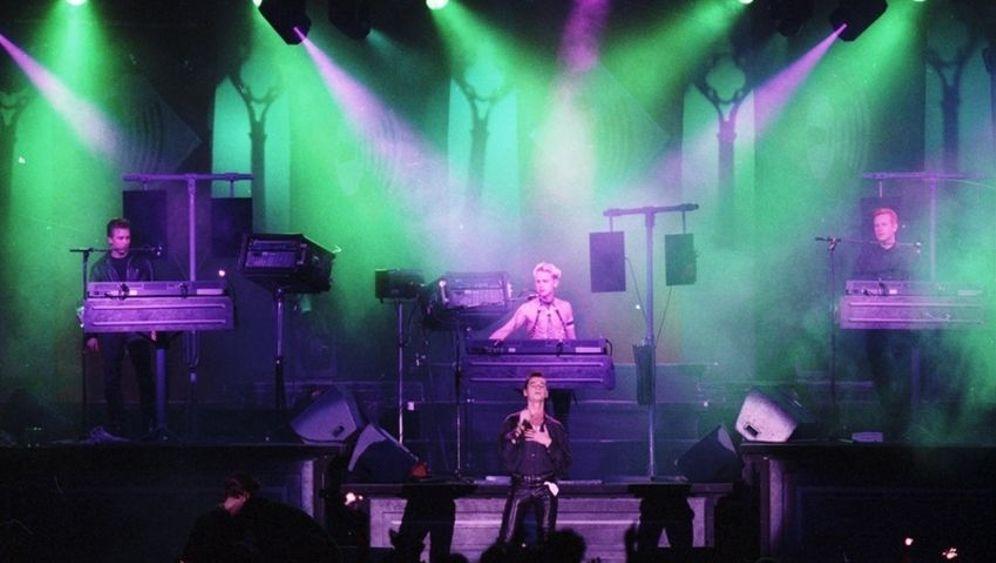 West-Bands in der DDR: Biete Moped gegen Depeche-Mode-Karte