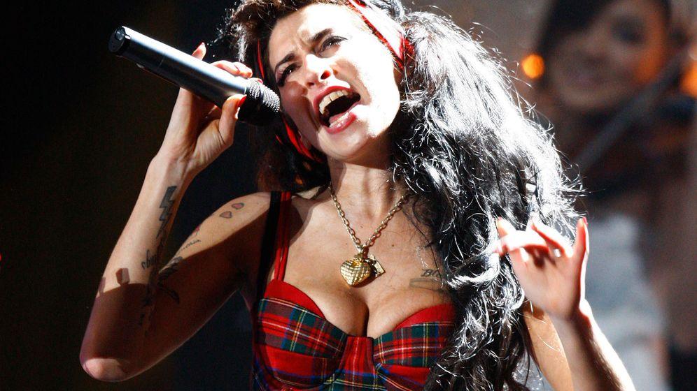 Amy Winehouse: Ein Leben zwischen Bühne und Drogen